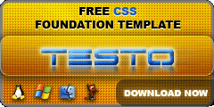 petermikhael.com testo free css foundation template